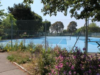 Kensington Gardens Tennis Court