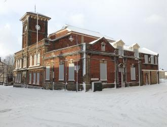 Town Hall Snow2